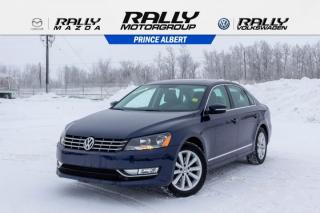 Used 2014 Volkswagen Passat HIGHLINE for sale in Prince Albert, SK
