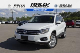 Used 2016 Volkswagen Tiguan Special Edition for sale in Prince Albert, SK