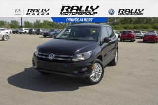 Used 2016 Volkswagen Tiguan for sale in Prince Albert, SK