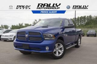 Used 2015 RAM 1500 SPORT for sale in Prince Albert, SK