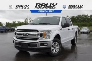 Used 2018 Ford F-150 XLT for sale in Prince Albert, SK