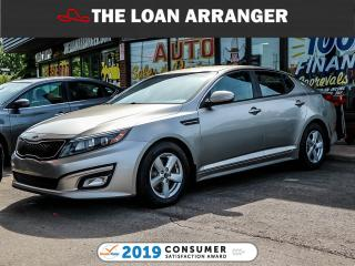 Used 2015 Kia Optima for sale in Barrie, ON