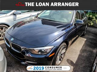 Used 2015 BMW 320i for sale in Barrie, ON