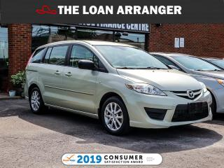 Used 2009 Mazda MAZDA5 GS for sale in Barrie, ON