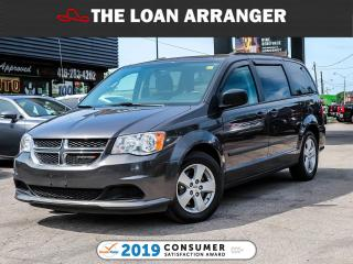 Used 2017 Dodge Grand Caravan for sale in Barrie, ON