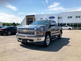 Used 2014 Chevrolet Silverado 1500 LTZ w/1LZ for sale in Orangeville, ON