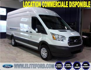 Used 2018 Ford Transit TOIT HAUT, EXTRA ALLONGÉ for sale in St-Jérôme, QC