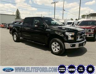 Used 2017 Ford F-150 XLT, SCREW, V8 5.0L, for sale in St-Jérôme, QC