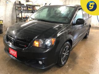 Used 2017 Dodge Grand Caravan R/T * Leather * Hands-free communication with Bluetooth streaming * Auto Start * Remote start system * ParkView Rear Back-Up Camera * Front heated sea for sale in Cambridge, ON