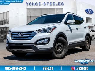 Used 2016 Hyundai Santa Fe Premium for sale in Thornhill, ON