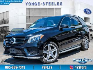 Used 2017 Mercedes-Benz GLE GLE 400 for sale in Thornhill, ON