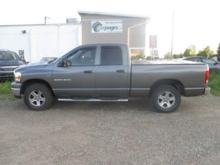 Used 2006 Dodge Ram 1500 SLT for sale in Waterloo, ON