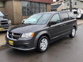 Used 2015 Dodge Grand Caravan 4dr Wgn SXT for sale in Hamilton, ON