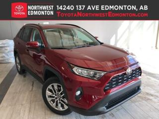 New 2019 Toyota RAV4 AWD XLE | Premium Package for sale in Edmonton, AB