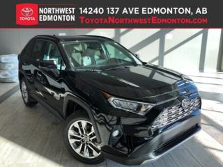 New 2019 Toyota RAV4 LIMITED  for sale in Edmonton, AB