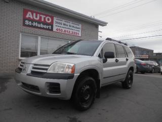 Used 2005 Mitsubishi Endeavor LS AWD for sale in St-Hubert, QC