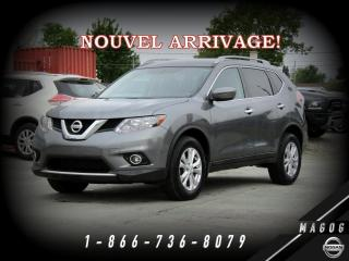 Used 2016 Nissan Rogue SV AWD + BAS KILO + CAMÉRA + GARANTIE + for sale in Magog, QC