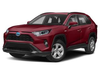 New 2019 Toyota RAV4 Hybrid XLE for sale in Moncton, NB