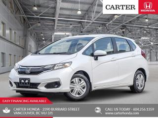 New 2019 Honda Fit LX w/Honda Sensing for sale in Vancouver, BC
