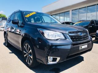 Used 2018 Subaru Forester 2.0XT Touring for sale in Lévis, QC