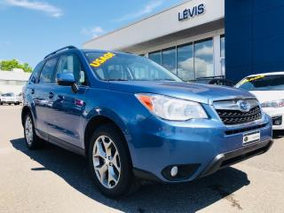 Used 2016 Subaru Forester 2.5i Ltd Package for sale in Lévis, QC