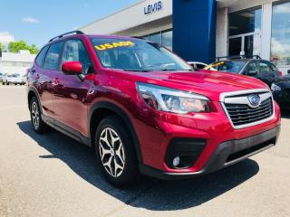 Used 2019 Subaru Forester 2.5i Touring for sale in Lévis, QC
