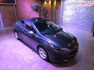Used 2018 Chevrolet Cruze LT - S.Roof, Htd Seats, R.Start, Bose!! for sale in Winnipeg, MB