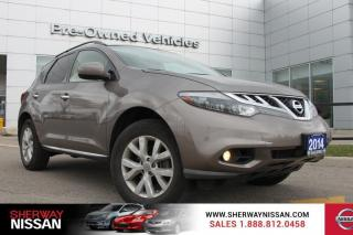 Used 2014 Nissan Murano for sale in Toronto, ON