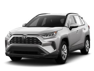 New 2019 Toyota RAV4 LE for sale in Fredericton, NB