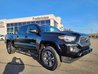 Used 2019 Toyota Tacoma TRD Sport for sale in Fredericton, NB