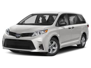 Used 2020 Toyota Sienna SE for sale in Fredericton, NB