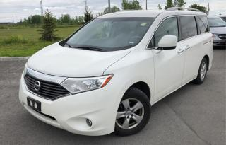 Used 2011 Nissan Quest 4dr SV for sale in Oshawa, ON