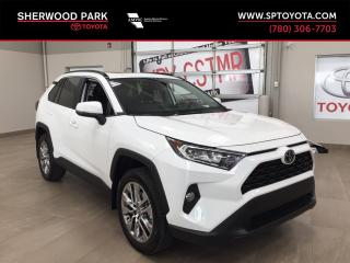 New 2019 Toyota RAV4 XLE Premium for sale in Sherwood Park, AB