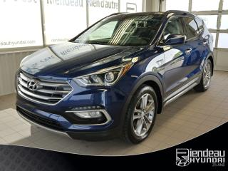 Used 2017 Hyundai Santa Fe Sport 2.0t Se + Awd + Cuir for sale in Ste-Julie, QC