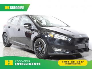 Used 2016 Ford Focus SE MAGS for sale in St-Léonard, QC