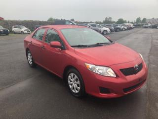 Used 2009 Toyota Corolla CE for sale in Lévis, QC
