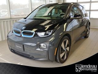 Used 2015 BMW i3 Base /Range Extender + 100% ÉLECTRIQUE + GPS for sale in Ste-Julie, QC
