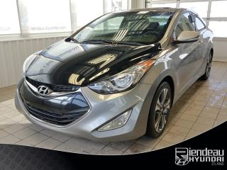 Used 2013 Hyundai Elantra Se + Cuir for sale in Ste-Julie, QC