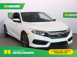 Used 2016 Honda Civic LX A/C GR ELECT MAGS for sale in St-Léonard, QC