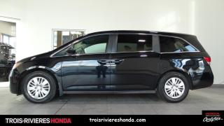 Used 2016 Honda Odyssey LX for sale in Trois-Rivières, QC