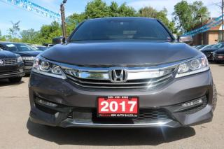 Used 2017 Honda Accord Sport for sale in Brampton, ON