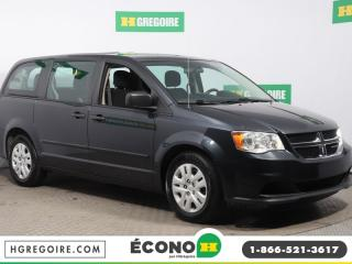 Used 2014 Dodge Grand Caravan SE A/C GR ELECT for sale in St-Léonard, QC