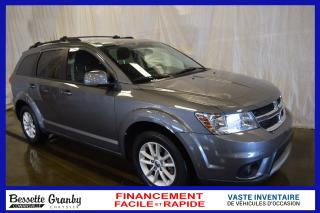 Used 2013 Dodge Journey Sxt +hitch for sale in Granby, QC