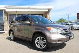 Used 2011 Honda CR-V EX-L w/Navi|Camera|Leather|Sunroof for sale in Mississauga, ON