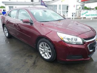 Used 2015 Chevrolet Malibu LT for sale in Fort Erie, ON
