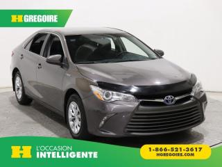 Used 2015 Toyota Camry HYBRIDE LE A/C GR for sale in St-Léonard, QC