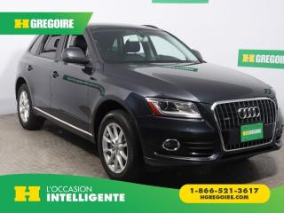 Used 2014 Audi Q5 2.0L KOMFORT A/C GR for sale in St-Léonard, QC