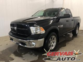 Used 2016 RAM 1500 Outdoorsman 4x4 V8 for sale in Trois-Rivières, QC