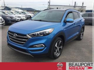Used 2016 Hyundai Tucson 1.6T LIMITED AWD ***BALANCE GARANTIE*** for sale in Beauport, QC