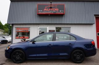 Used 2013 Volkswagen Jetta TDI COMFORTLINE DSG for sale in Lévis, QC